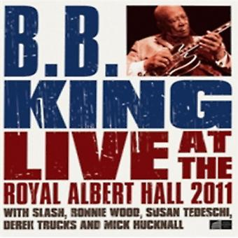 Bb King & Friends Live at the Royal Albert Hall by B.B. King