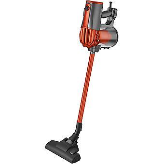 Clatronic Aspirador escoba sin bolsa. uso vertical y de mano. 600W BS 1306 color naranja