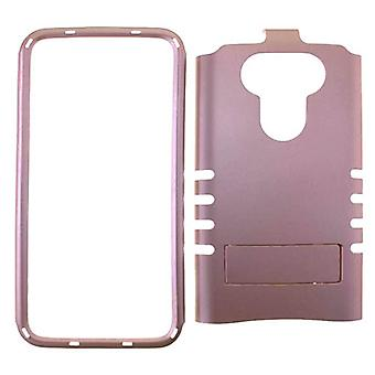 Rocker serien hurtigfeste Protector sak for LG G5 (Metallic Rose Gold)