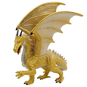 Mytiske Golden Dragon figur legetøj af Animal Planet