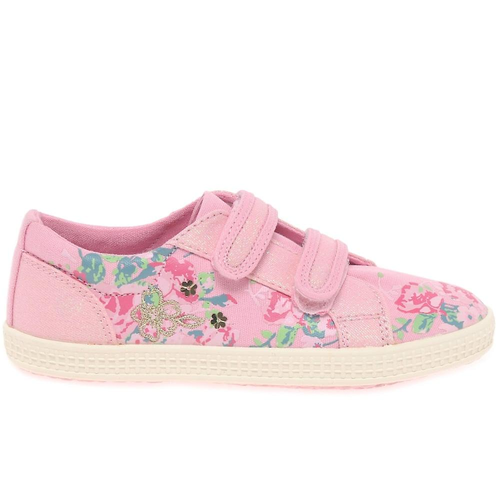 Startrite Edith Girls Infant Infant Infant Canvas Shoes 0f8233