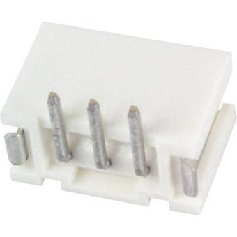 Built-in pin strip (standard) PH Total number of pins 3 JST B3B-PH-SM4-TB (LF)(SN) Contact spacing: 2 mm 1 pc(s)