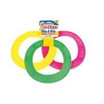 Classic Fling A Ring Dog Toy