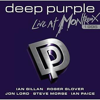 Deep Purple - Live at Montreux 1996 [CD] USA import