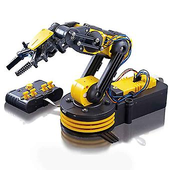 RC Robot Arm Educational Construction Kit