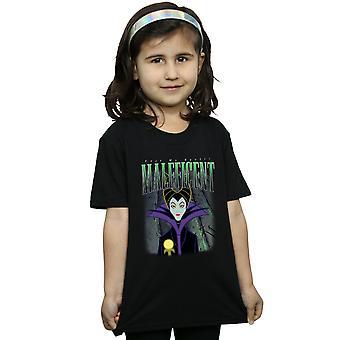 Disney jenter Sleeping Beauty Maleficent montasje t-skjorte