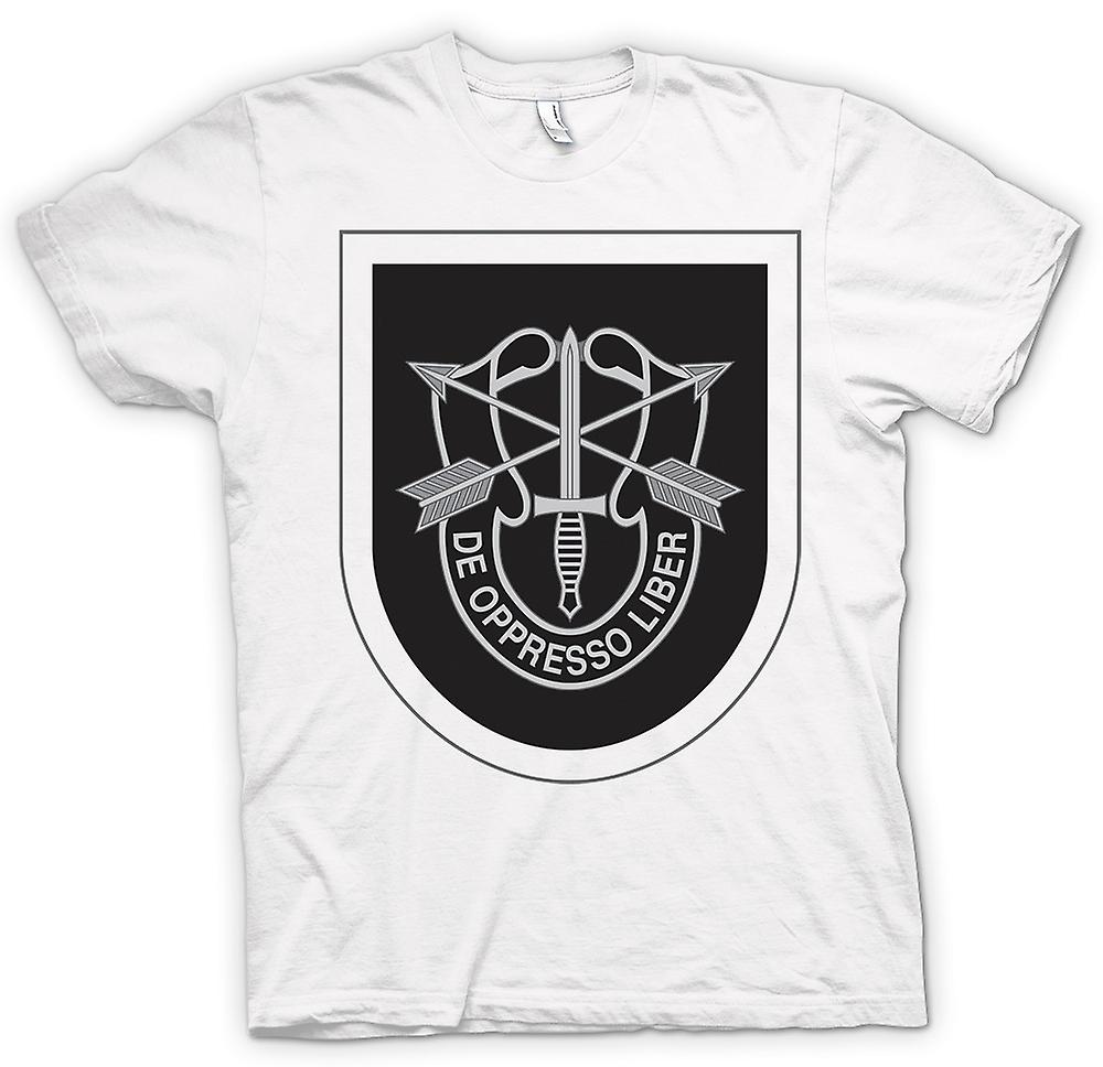 Womens T-shirt - US Special Forces - De Oppresso Liber