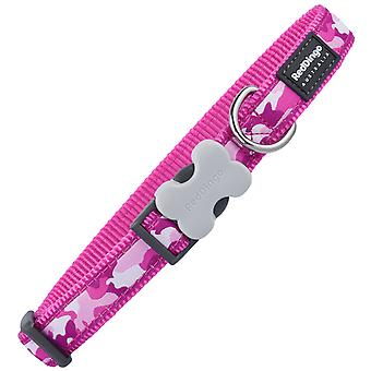 Red Dingo Collar Rd Style Camuflaje (Dogs , Collars, Leads and Harnesses , Collars)