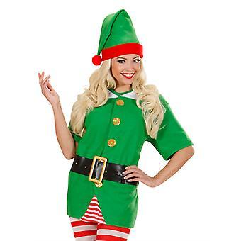 Santas Little Helper Elf Costume