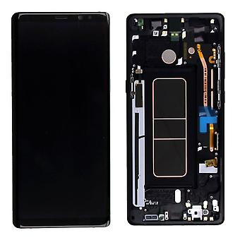 Display LCD complete set GH97 21065A black for Samsung Galaxy touch 8 N950 N950F