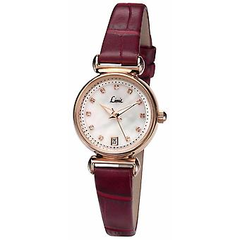 Limit Womens Mother of pearl Stone Set Dial 6949.01 Watch