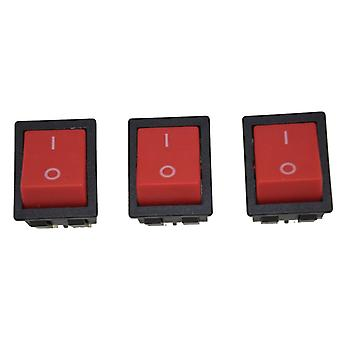 Fits Numatic Henry Hoover Basil Edward Vacuum Cleaner On/Off Rocker Switch x 3