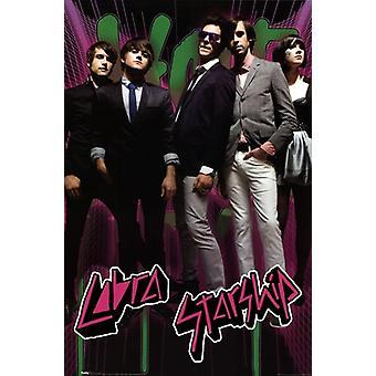 Cobra Starship - Hot Mess-Poster-Plakat-Druck