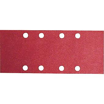 Bosch 2608605294 93 X 230Mm P60 10Pce Sander Sheets Wood Top Clamped 8 Hole