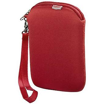 2.5 hard drive bag Hama 00095507 00095507 Red