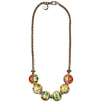 Collar de desigual COLL_FLOWER 51G55M7/3000