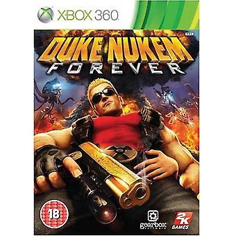 Duke Nukem Forever Xbox 360 Game