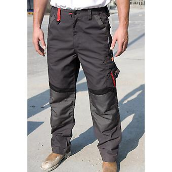 "Result Workguard Technical Kneepad Work Trousers (Reg Leg 32"") - R310XR"