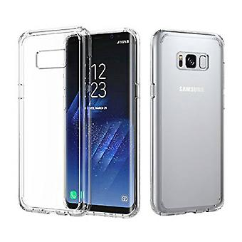 Stuff Certified ® Transparent Clear Silicone Case Cover TPU Case Samsung Galaxy S8