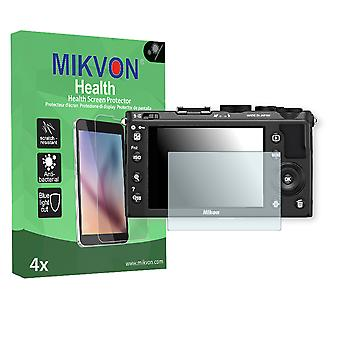Nikon COOLPIX A Screen Protector - Mikvon Health (Retail Package with accessories)