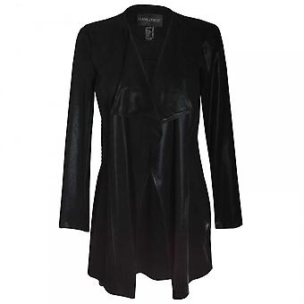 Frank Lyman Edge To Edge Zip Detail Jacket