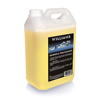 Williams Racing Bumper and Trim Cleaner 5L