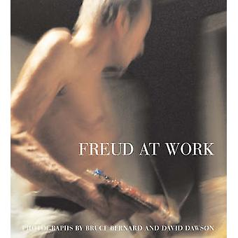 Freud at Work - Lucian Freud in Conversation with Sebastian Smee. Phot