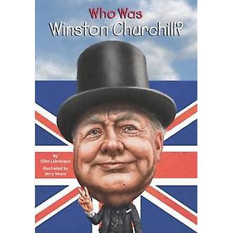 Vem var Winston Churchill? av Ellen Labrecque - 9780448483009 bok