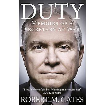 Duty by Robert Gates - 9780753555552 Book