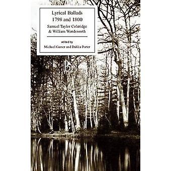 Lyrical Ballads 1798 and 1800 by Samuel Taylor Coleridge - William Wo