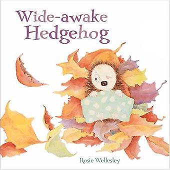 Wide-Awake Hedgehog by Rosie Wellesley - 9781843653097 Book