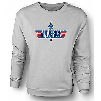 Womens Sweatshirt Top Gun Maverick USAF - film