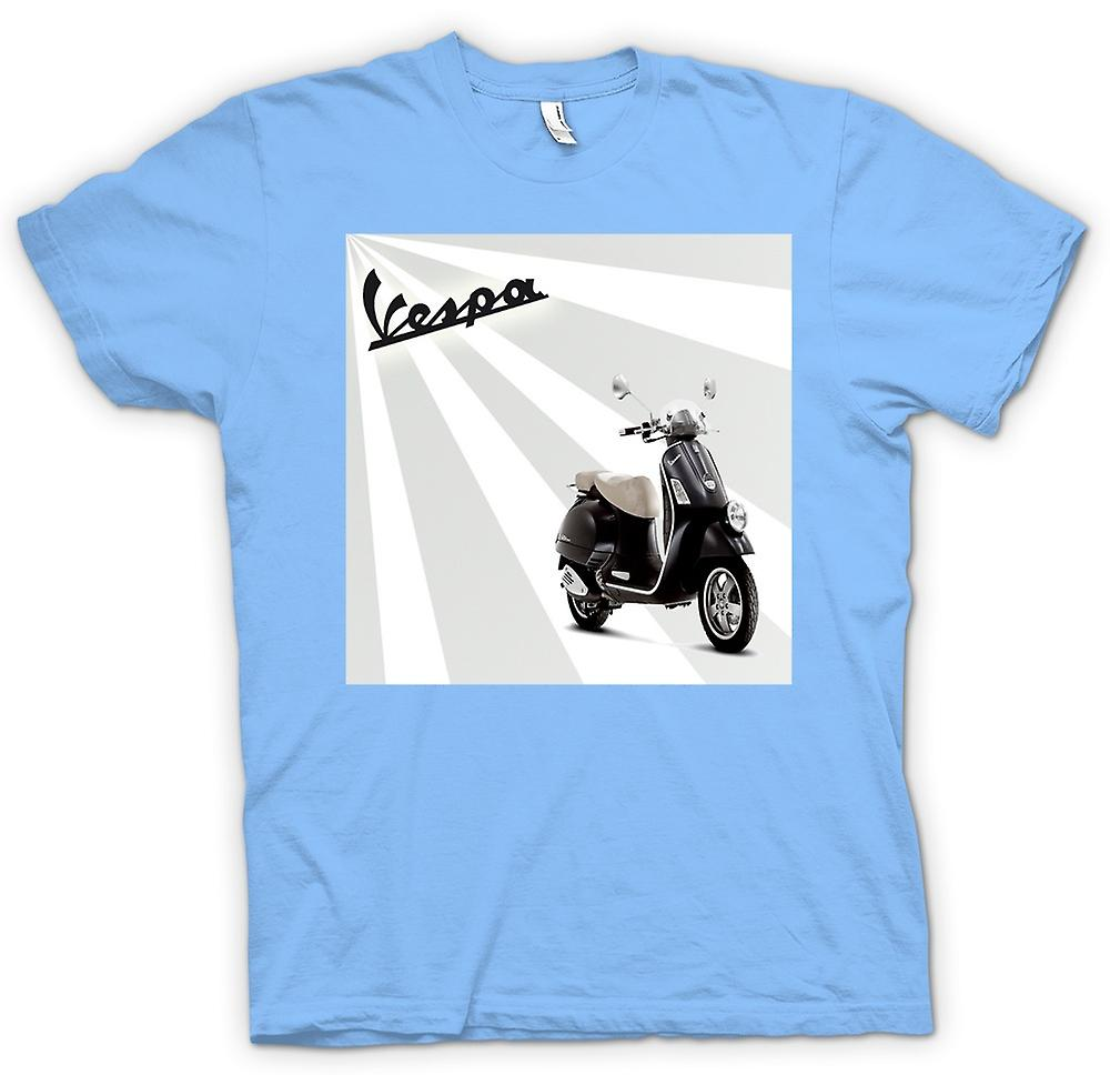 Heren T-shirt - Vespa - Cool Scooter