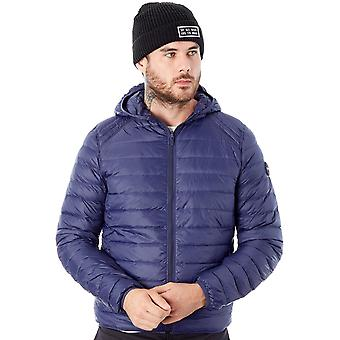 Pull-In Navy Daille Jacket