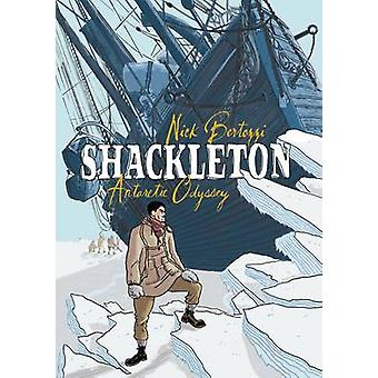 Shackleton par Nick Bertozzi - livre 9781596434516