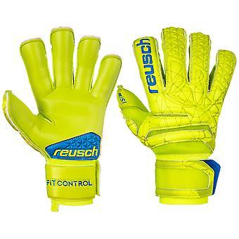 Reusch フィット制御 S1 進化指サポート ゴールキーパー手袋サイズ