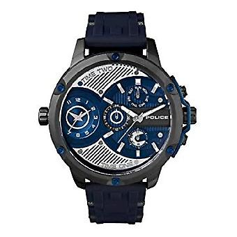 POLICE - wrist watch - mens - PL15049JSU. 03P - PL. 15049JSU/03P - LEADER