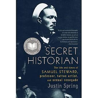 Historiador de secreto