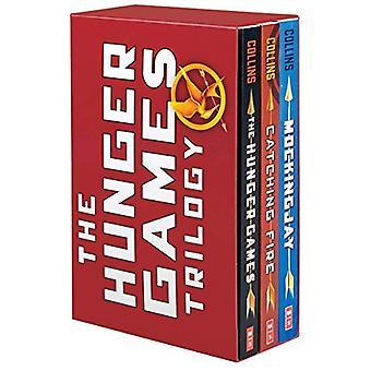 Den hungern spel Trilogy Box Set: Paperback Classic Collection