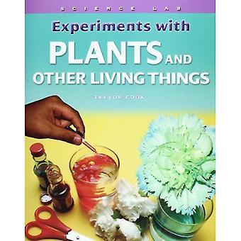 Experiment med växter och annat levande