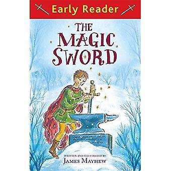 Het magische zwaard (vroege Reader)
