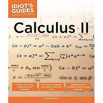 Idiot's Guides: Calculus II