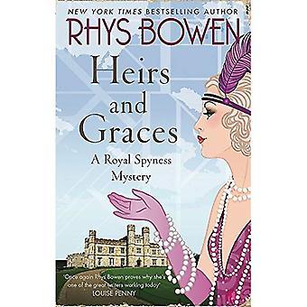 Erfgenamen en Graces (haar Koninklijke Spyness)