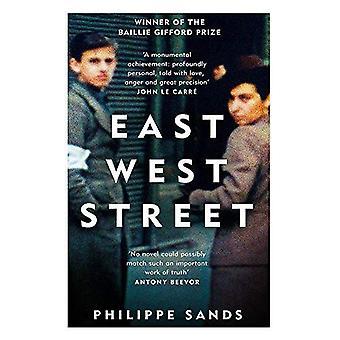 East West Street: Livre de non-fiction de l'année 2017
