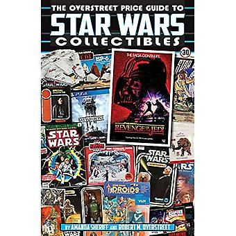 De Overstreet Price Guide om Star Wars Collectibles