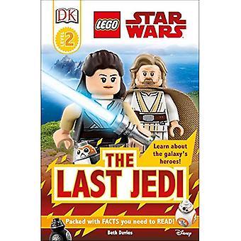 DK lecteurs L2: Lego Star Wars: Jedi dernier (DK lecteurs)