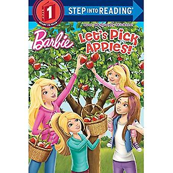 Let's Pick Apples! (Barbie)� (Step Into Reading)