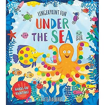 Fingerprint kul: Under havet