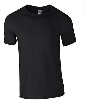 Basics Plain T-shirt - Black