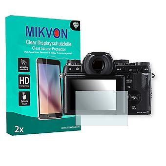 Fujifilm X-T1 Screen Protector - Mikvon Clear (Retail Package with accessories)
